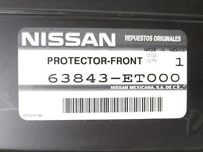 NISSAN OEM 07-10 Sentra-Front Fender Liner Splash Shield Left 63843ET000