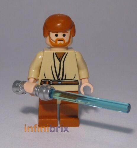 Lego Obi-Wan Kenobi Pilot from Set 7283 Ultimate Space Battle Star Wars sw152