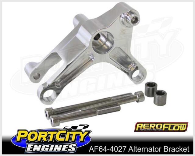 Aeroflow Alloy Alternator Bracket Holden Chev V8 LS1 VT VX VY VZ AF64-4027