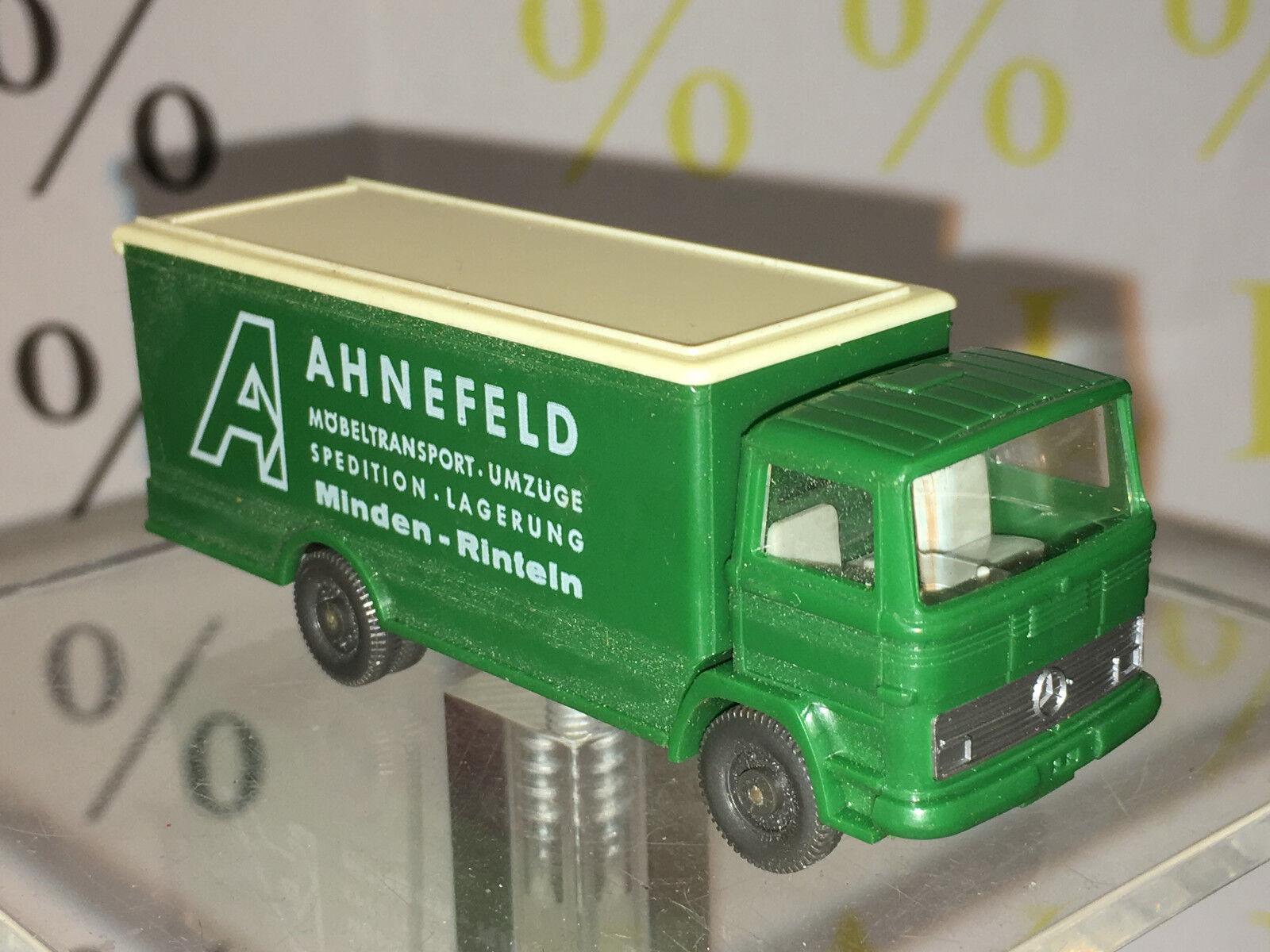 WIKING Werbemodell  AHNEFELD  (1) MB LP 1317  |  Neuer Markt