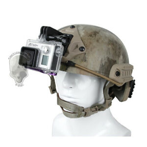 how to mount gopro to helmet pdf