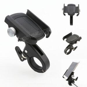 Aluminum-Handlebar-Cell-Phone-Holder-For-Harley-Davidson-Dyna-Low-Rider-EFI-FXDL