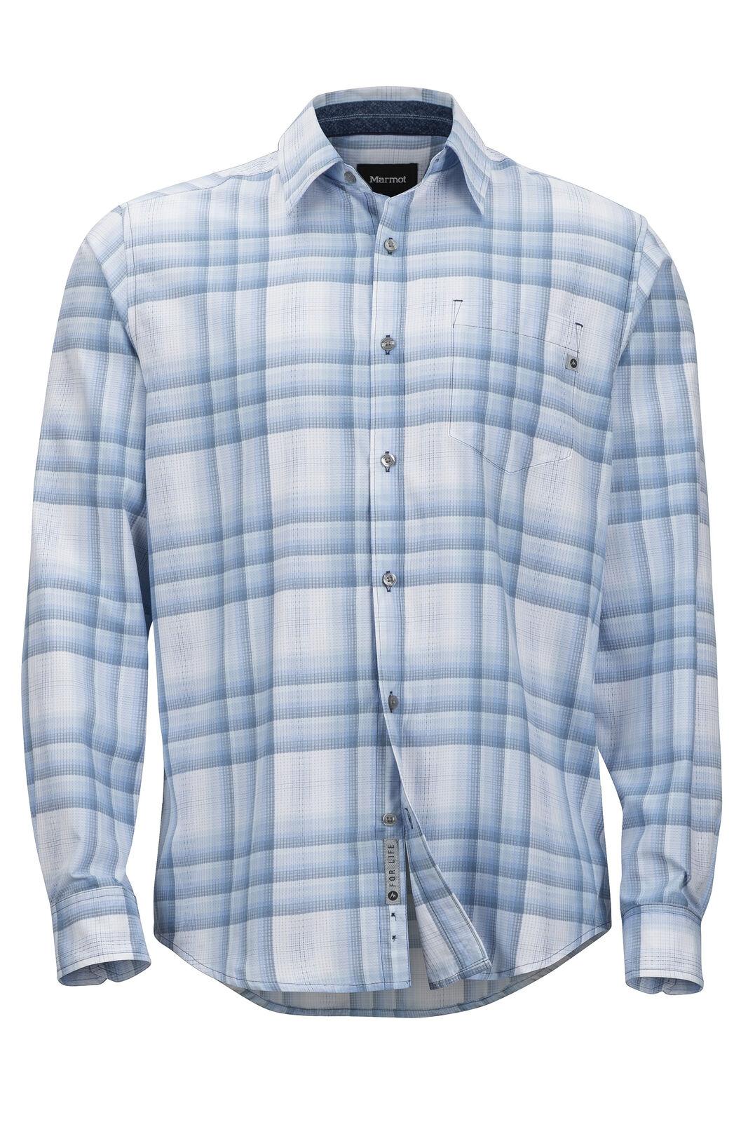 Marmot Zephyr LS Outdoorshirt (vintage-navy)
