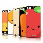 Stuff4 Case/cover for Apple iPhone 5c/kawaii Food/pack 9pcs