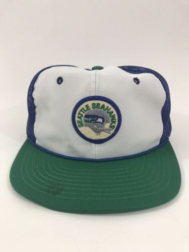 Vintage Sports Specialties Logo Hat Seattle Seahaw