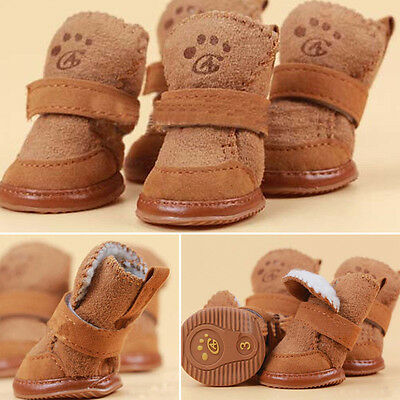 New Fancy Dress up Pet Dog Chihuahua Boots Puppy Shoes For Small Dog Size S-XXL