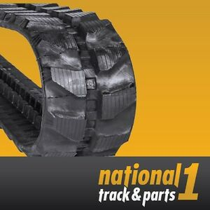 Details about Bobcat 322, 322G, 323, 323G Rubber Tracks FREE SHIPPING TO  USA, Size 230x48x66