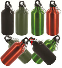 500ml Sdintel Aluminium Fashionable Drinking Water Bottle Green Or Orange