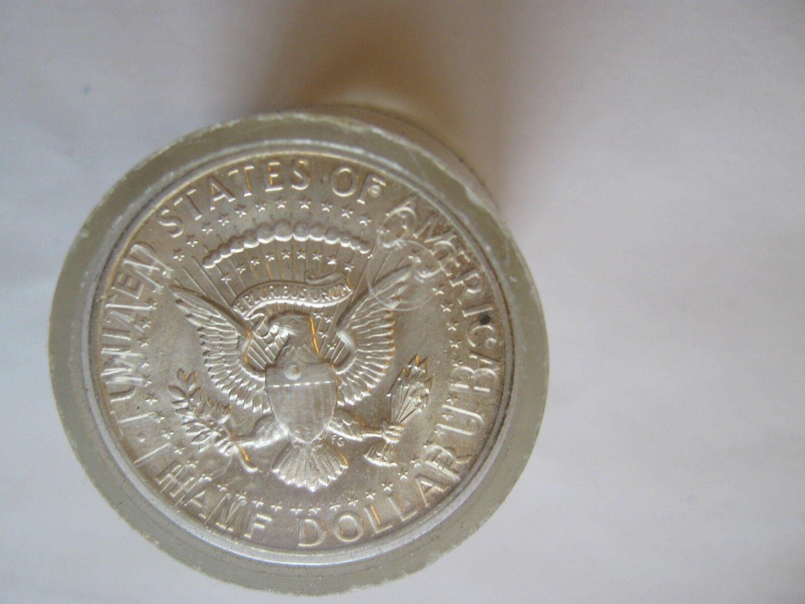 1964 , John F. Kennedy , Half Dollar , Uncirculated Rol