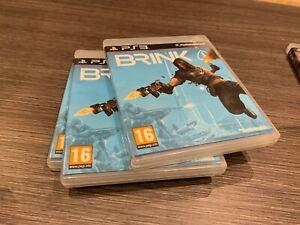 Brink PS3 IN Spanisch