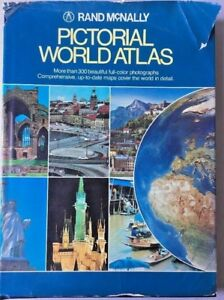 Details about Rand McNally Pictorial World Atlas by Brian P  Price