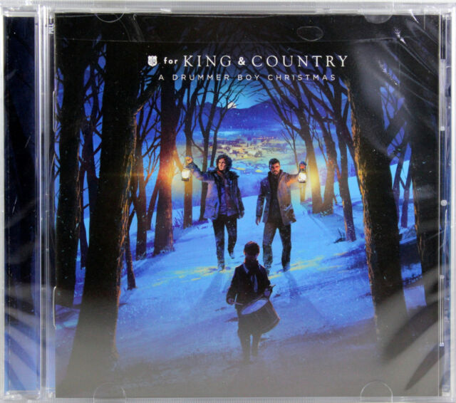 For King & Country A Drummer Boy Christmas Brand NEW CD Christmas Songs Music