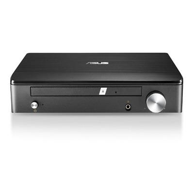Asus SDRW-S1 Lite Impresario 8x DVD Brenner 7.1 Surround mDisk USB2.0 Schwarz