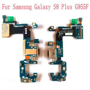 Pour-Samsung-Galaxy-S8-plus-G955F-Micro-USB-Port-de-charge-Micro-Chargeur-Cable-Flex