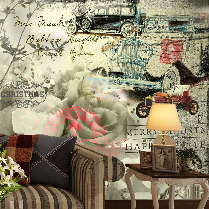 3D Classic Postcard 1792 Paper Wall Print Wall Decal Wall Deco Indoor Murals