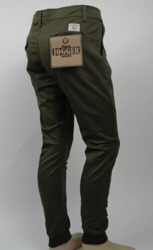 Inseam 32 Rustic Dime Jeans 2016 Sunset Jogger Collection Dark Olive 32 34 36