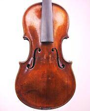 Vecchio violino... circa 1880... molto interessante strumento