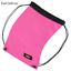 Unisex Designer Lee Cooper Draw String Gym Sack Bag