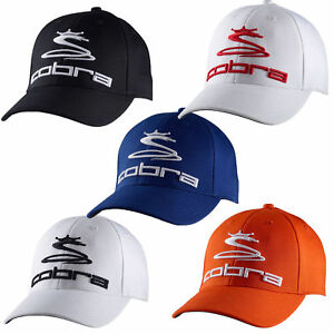 95eaa7a92bc New Cobra 2016 Pro Tour King Golf Cap Hat - Multiple Colors