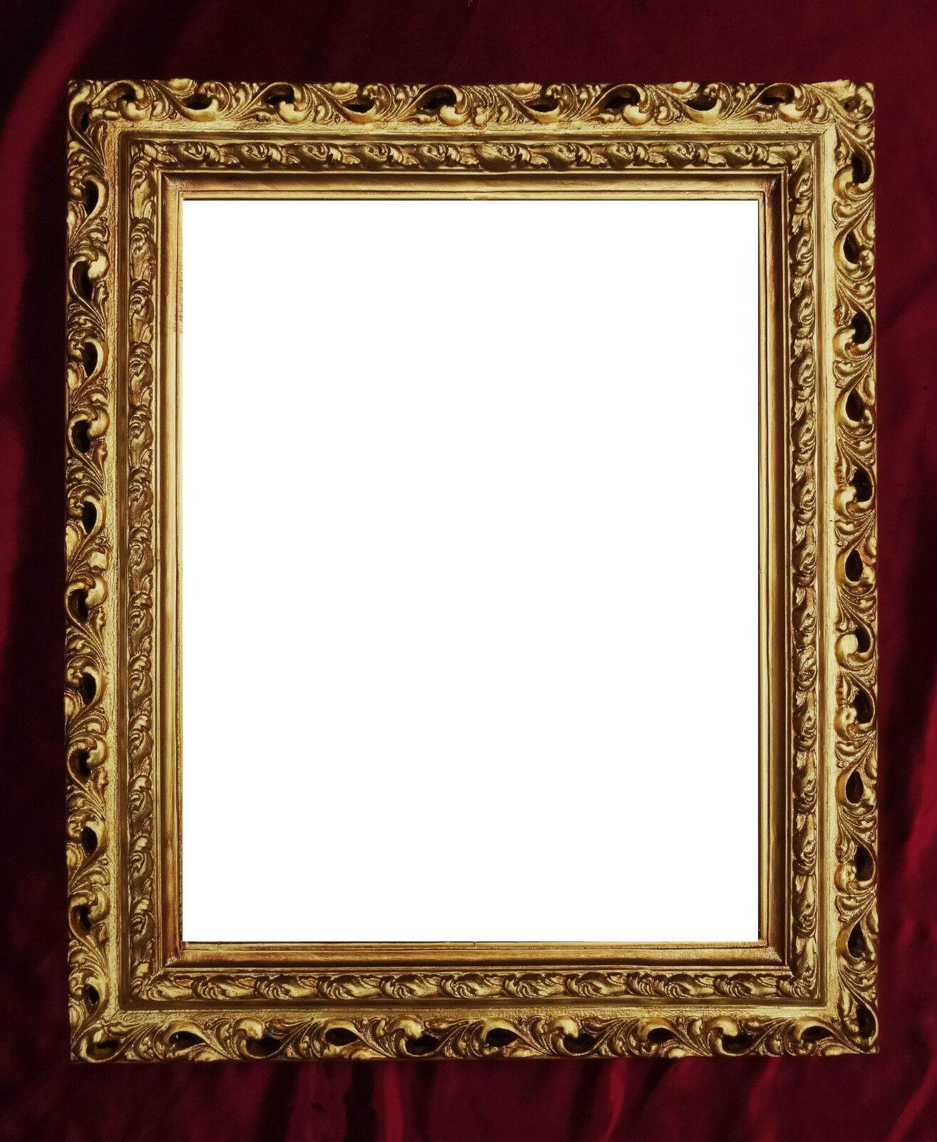 barock antik wandspiegel spiegel sonne runder spiegel in gold 42x42 cm 2 ebay. Black Bedroom Furniture Sets. Home Design Ideas