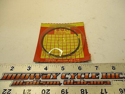 NOS Suzuki Piston Ring set O//S 0.50mm 54mm 1981-1985 RM125 06-6720