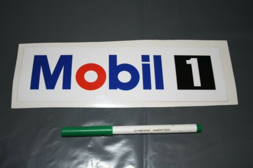 MOBIL ONE 1 Motorsport Rally Car Sticker Decal Vauxhall