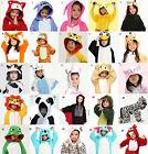 Children Kids Pajamas Kigurumi Unisex Cosplay Animal Costume Onesie Nightwear