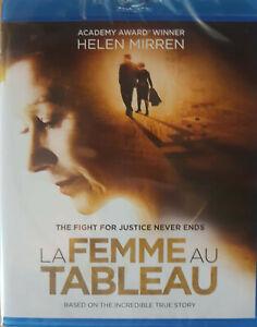 LA-FEMME-AU-TABLEAU-BLU-RAY-NEUF-SOUS-CELLOPHANE
