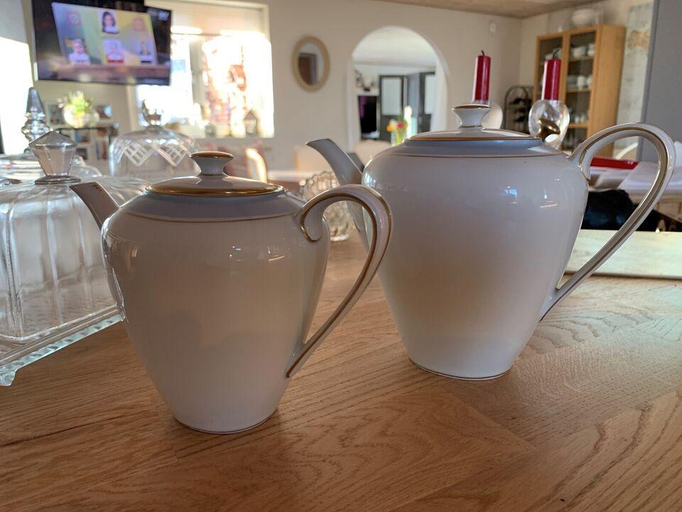 Porcelæn, Kaffekande, Fredensborg