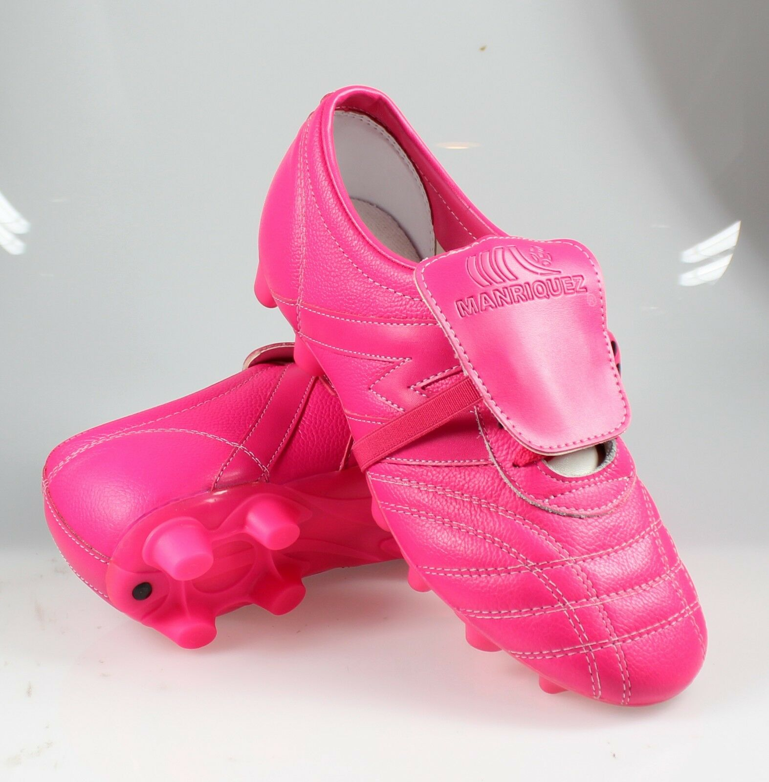 Soccer Cleats Manriquez Authentic Leather Made in Mexico