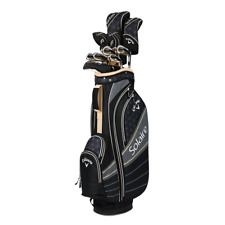 Callaway Solaire 18 Complete Ladies Golf Package Set 11 Piece Cherry 2018