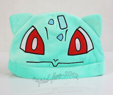 7eb48f7ee8b item 1 Pokemon Bulbasaur Warm Plush Hat Soft Cartoon Unisex Cosplay Cap  Halloween Gift -Pokemon Bulbasaur Warm Plush Hat Soft Cartoon Unisex Cosplay  Cap ...