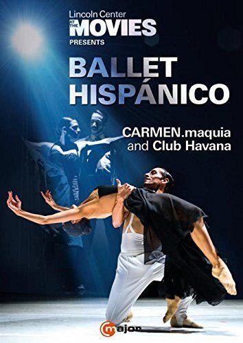 Carmen.Maquia/Club Havana: Ballet Hispanico [DVD][Region 2]