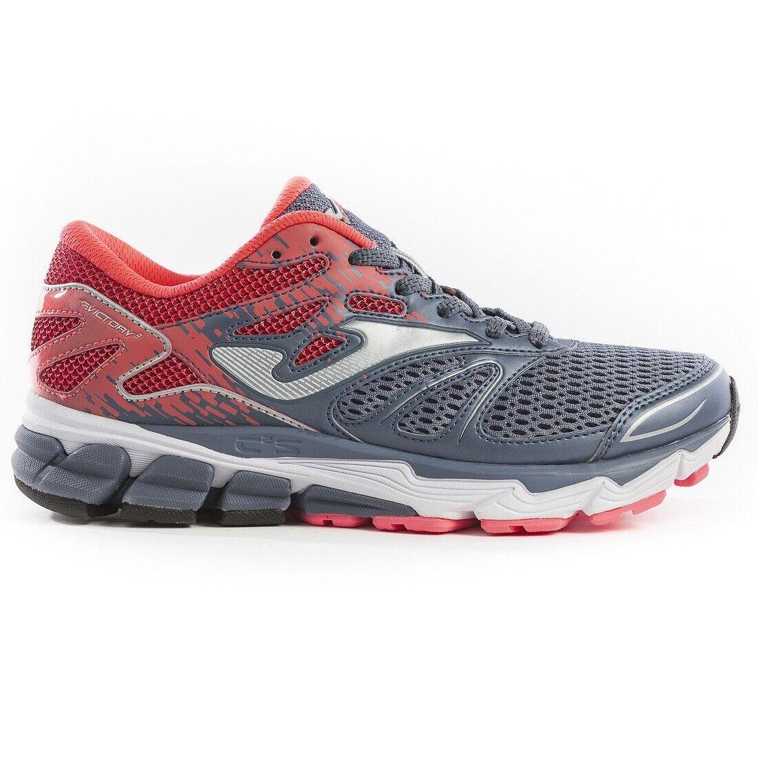 Joma zapatos Ginnastica mujer mujer mujer - R.Victory 912 gris  compra limitada