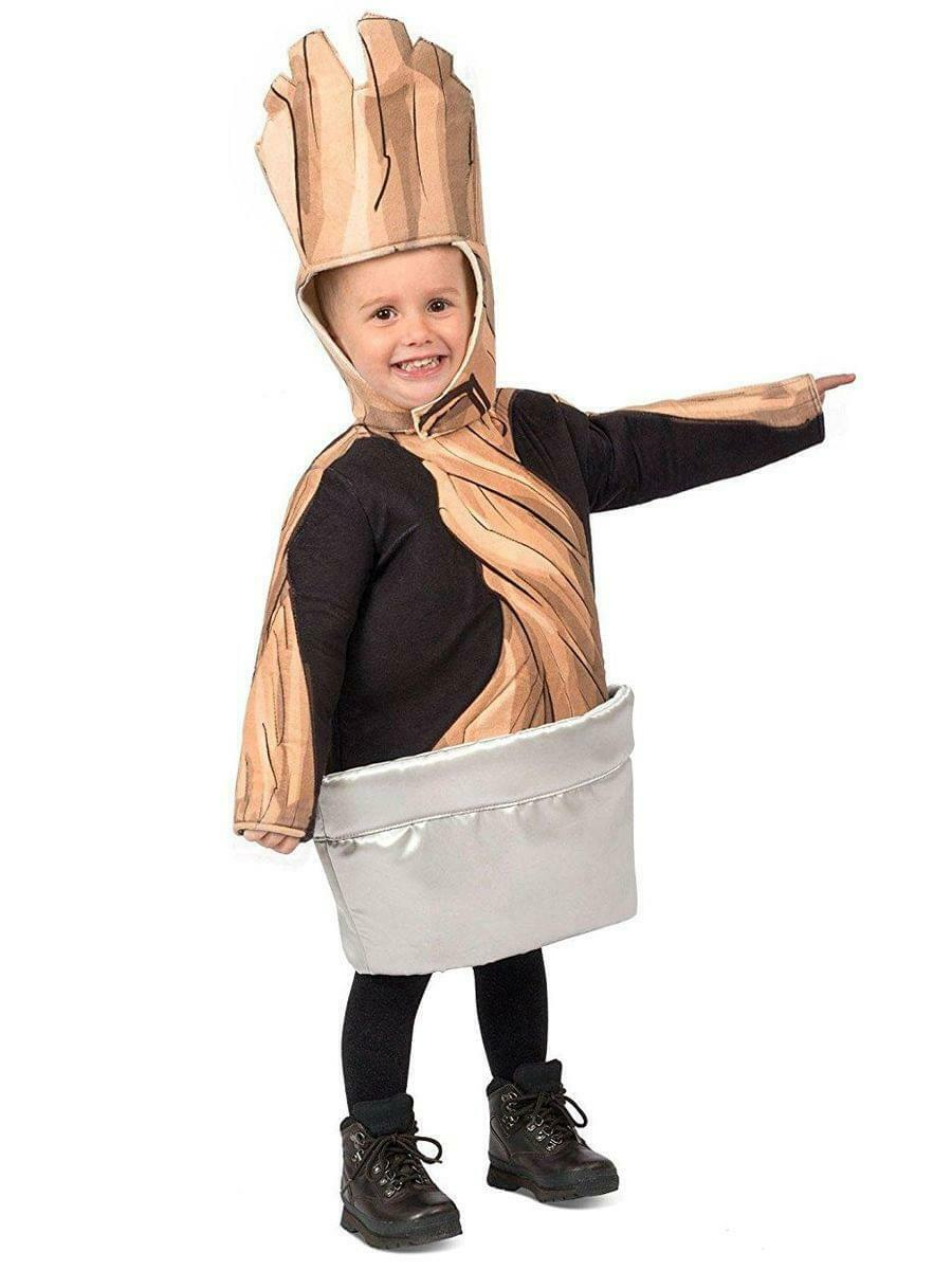 Guardians Of The Galaxy Potted Groot Toddler Costume