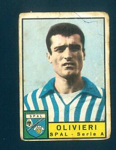 Figurina-Calciatori-Panini-1963-64-Olivieri-Spal-Ottima-Rec
