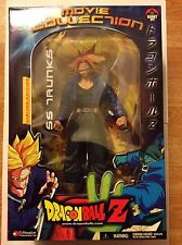 Dragon Ball Z Limited Edition Movie Collection Series 9 SS Trunks 9 Inch Figure