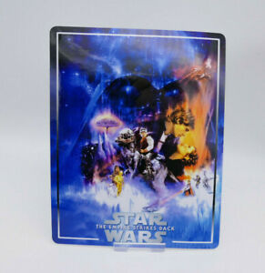 STAR-WARS-Empire-Strikes-Back-Bluray-Steelbook-Magnet-Cover-NOT-LENTICULAR