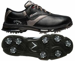 Callaway-Golf-Mens-X-Nitro-Waterproof-Leather-Golf-Shoes-RRP-85-UK7-ONLY