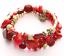 Boho-Multilayer-Natural-Stone-Bead-Tassel-Pendant-Chain-Bracelet-Charm-Women-Set thumbnail 36