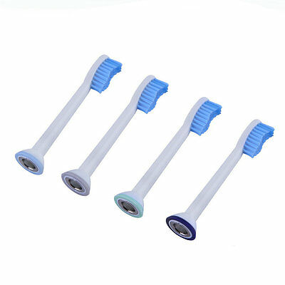 4pcs Tooth Brush Heads For Philips Sonicare Sensitive Easy Diamond Clean u8