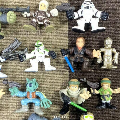 10x Star Wars Playskool Galactic Heroes Rare Figures Playskool Droids Toy Gift