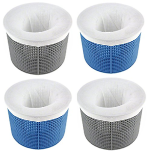 10pcs Pool Skimmer Large Premium Filter Saver Socks