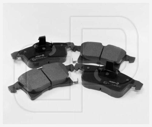 Bremsbeläge Bremsklötze OPEL Corsa C 1.7 CDTi vorneVorderachse