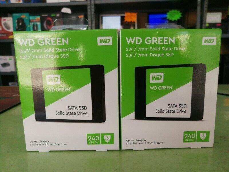 240gb SSD Drives