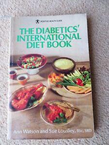 Diabetics-International-Diet-Book-by-Sue-Lousley-Ann-Watson-Paperback-1987