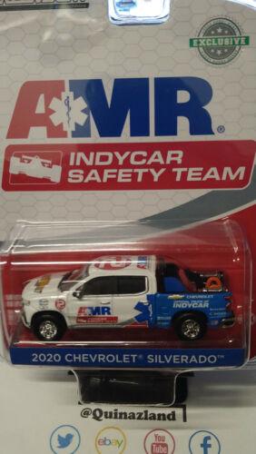 Greenlight Exclusive AMR Indy Car Safety Team 2020 Chevrolet Silverado NG126