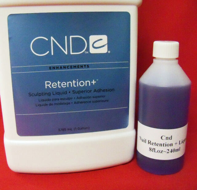 240ml / 8 Fl.oz Creative CND Retention Nail Monomer Sculpting ...