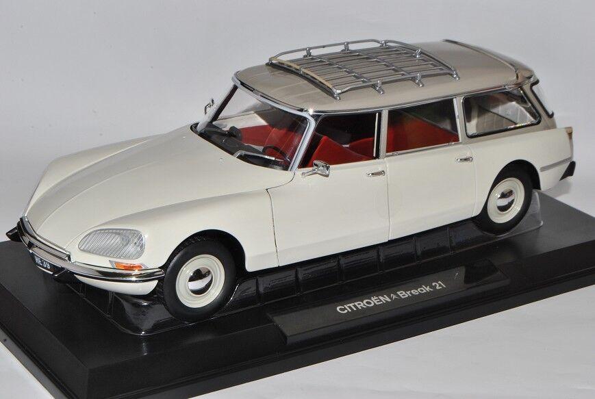 Citroen DS21 DS21 DS21 Break 21 1970 Kombi Weiss 1 18 Norev Modell Auto mit oder ohne in..  | Sale Online  2bf6d9