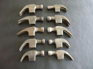 Vintage Claw Hammer Heads Plumb Maydox Other Ebay